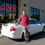 NEED TO RENT A CAR? AVIS agency operator is ready to take care of you, with a choice of vehicles at 4630 Post St. in Town Center, across from the post office in El Dorado Hills. Photo by Roberta Long