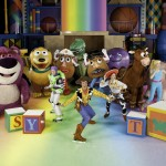 The Toy Story gang arrives at Sunnyside Daycare, but they'll soon find out things aren't so sunny. Watch Woody, Buzz and friends escape danger in Disney on Ice's upcoming show. Photos by Heinz Kluetmeier