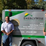 Dave Sipes, Bob Wellman and Allan Priest want to help you make your home more energy efficient. They recently opened EnergyWise Solutions Inc. in El Dorado Hills and Sacramento. Courtesy photo