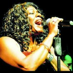 Vocalist Tia Carroll is often compared to legendary female singers Tina Turner, Koko Taylor and Aretha Franklin. She'll perform with The Red Hot Mamas at the third annuall Blues and Brews event on Nov. 10. Courtesy photo