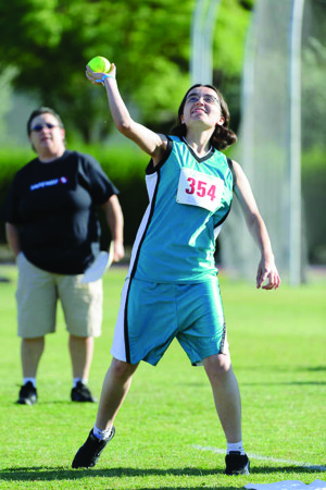 Athletes from Northern California will compete in the Special Olympics Summer Games, June 28-30, in Davis. KLC fotos