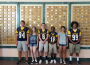 Youth Shrine Bowl selections from left: Nicholas Scalise, Annalise Nicholson, Evan Robinson, Avant Jacobs, Kiley Baum, and Sean Gatson (not pictured-Carly Christensen and Julia Kakavas)  Courtesy photo
