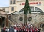 The Holy Trinity Children's Choir performed Christmas carols Dec. 12, bringing a little extra holiday cheer to Town Center. Courtesy photo