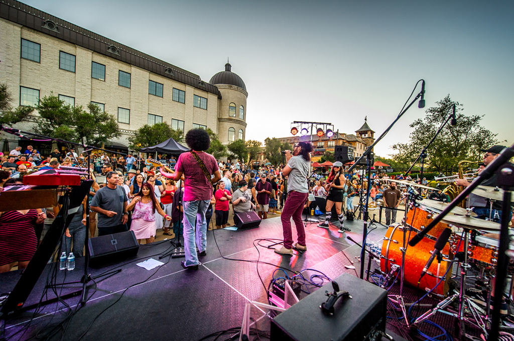 Free Live on the Boulevard performances take place at the Steven Young Amphitheatre, 4364 Town Center Blvd. in El Dorado Hills beginning June 16. Courtesy photo