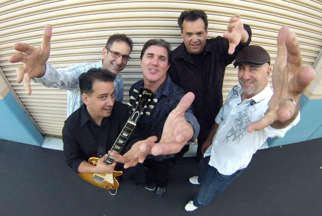 Forejour takes the Steven Young Amphitheater stage for the Live on the Boulevard free concert Thursday Aug. 25 at 6:30 p.m. Courtesy photo